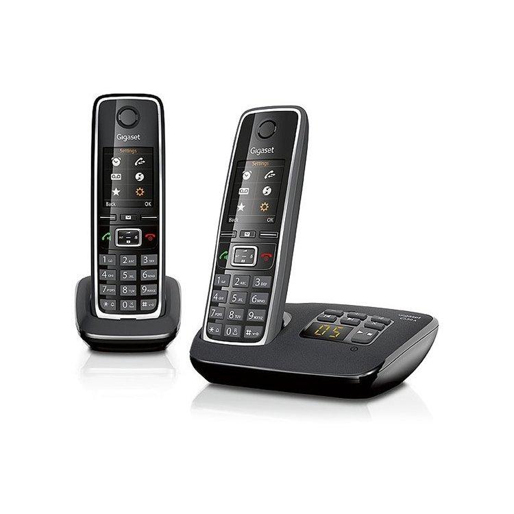 Купить Gigaset C530A Duo в интернет магазине бытовой техники и электроники