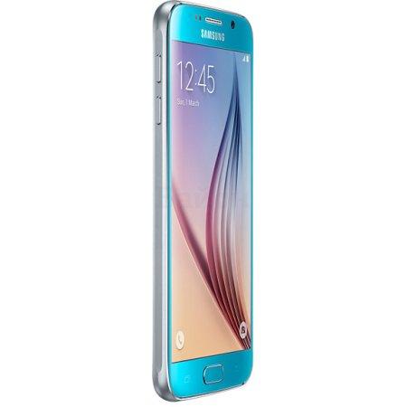 Samsung Galaxy S6 SM-G920F 32Гб, Голубой, 1 SIM