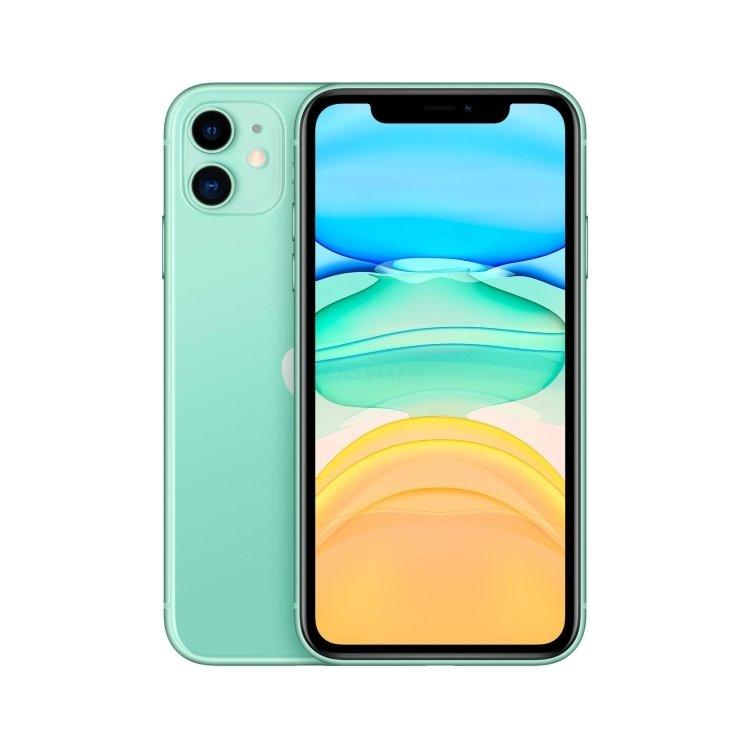 Apple iPhone 11 64Gb green Без ЗУ