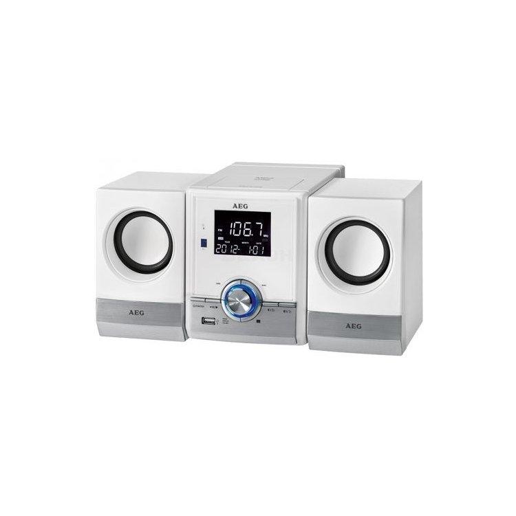 AEG MC 4461 BT  микросистема, 2.0, FM