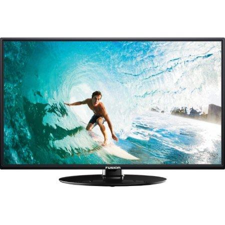"""Fusion FLTV-24K11 24"""", Черный, 1366x768, без Wi-Fi, Вход HDMI"""