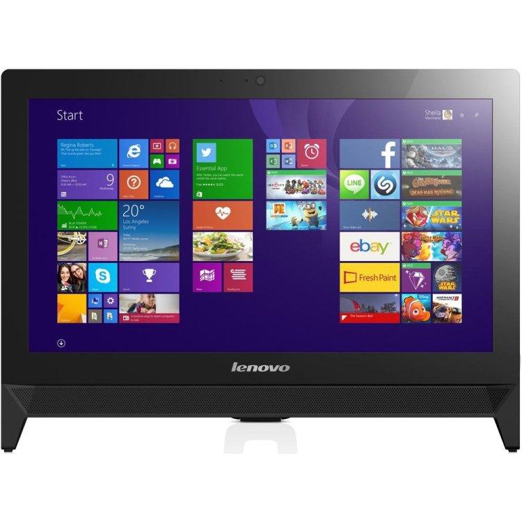 Lenovo C20-00 Черный, 4Гб, 500Гб, Windows, Intel Celeron, DVDRW
