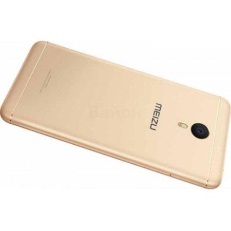 Meizu M3 Note L681H 32Гб, Золотой
