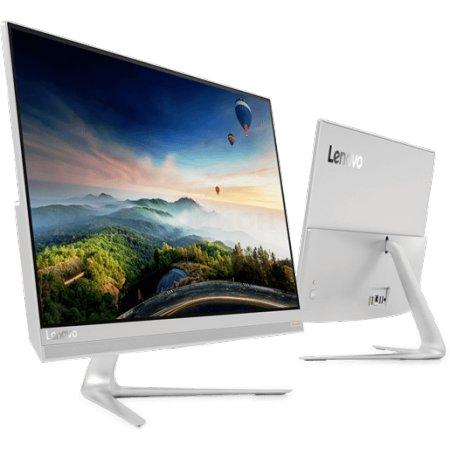 "Lenovo IdeaCentre 510S 23"", Intel Core i3 6100U, 2300Мгц, 4Гб, 256Гб, Windows 10, WiFi, Bluetooth, Серебристый"