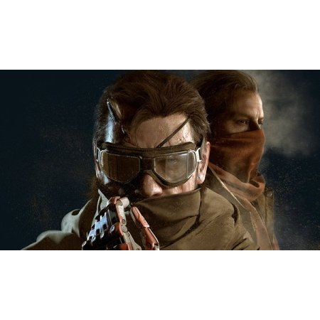Metal Gear Solid V: The Phantom Pain Sony PlayStation 4, боевик