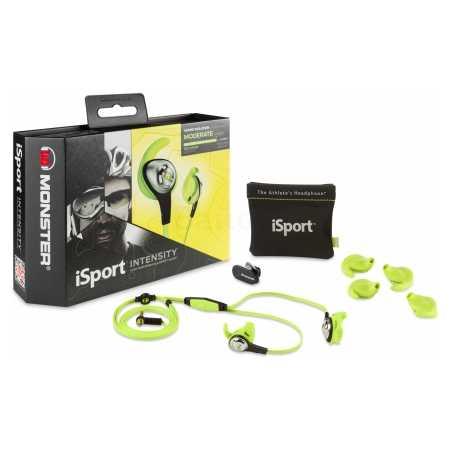Monster iSport Intensity Зеленый