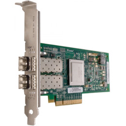 Адаптер Lenovo QLogic 8Gb FC Dual-port HBA for IBM System x (49Y3761) (42D0510)