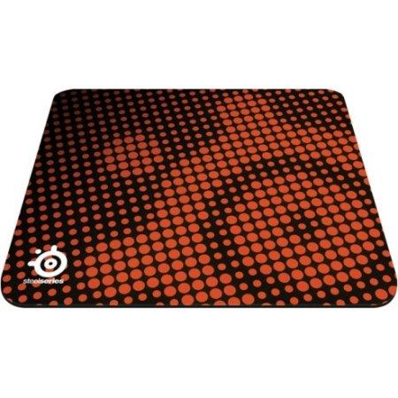 SteelSeries QcK Heat Оранжевый, Средний