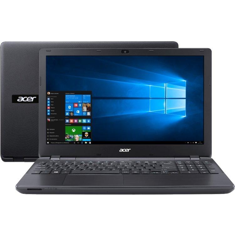 "Acer Extensa EX2519-P0BD 15.6"", Intel Pentium, 1600МГц, 4Гб RAM, DVD нет, 500Гб, Wi-Fi, Windows 10 Домашняя, Bluetooth"