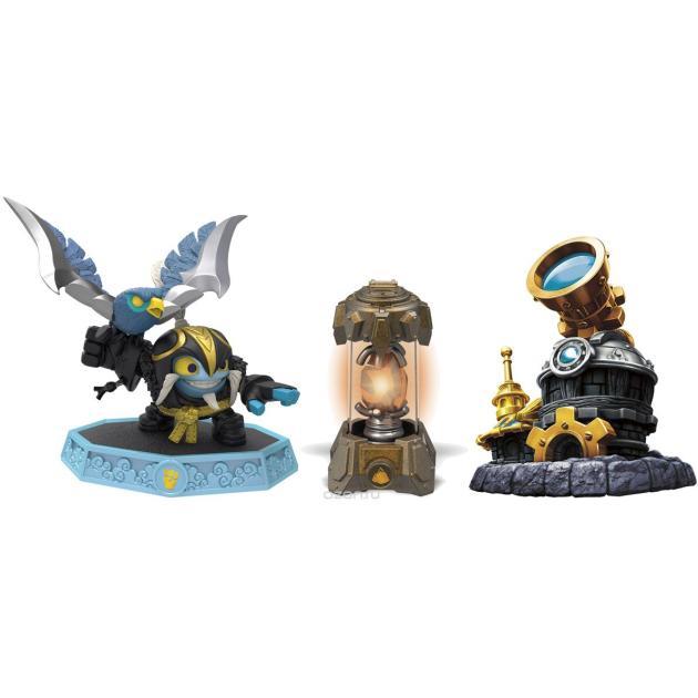 Skylanders Imaginators Adventure Pack №1 Сэнсэй Air Strike, кристалл Earth, Observatory, Xbox One