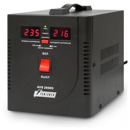 Powerman AVS 2000D однофазный, 2000ВА