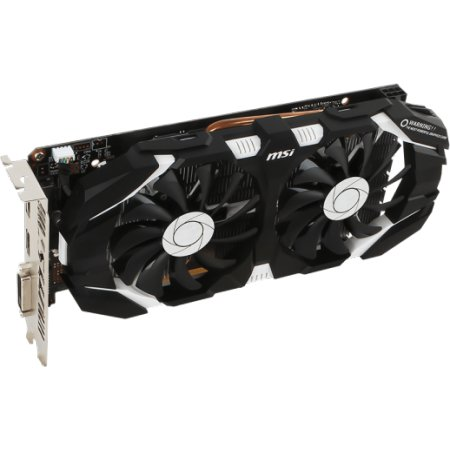 MSI NVIDIA GeForce GTX 1060 3070Мб, GDDR5, 1544MHz, PCI-Ex16 3.0