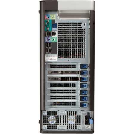 Dell Precision T7810 2400МГц, 512Гб