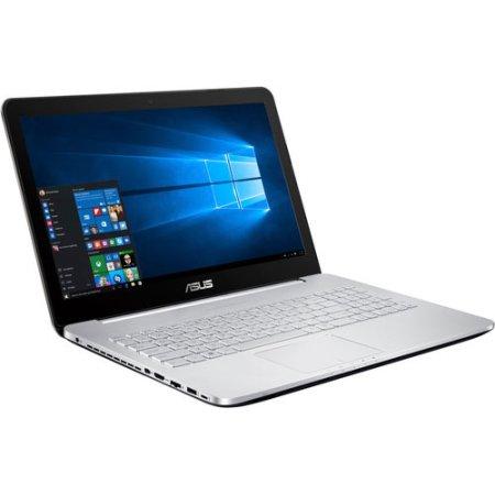 "Asus N552VX-FY106T 15.6"", Intel Core i7, 2600МГц, 12Гб RAM, 1Тб, Серый, Wi-Fi, Windows 10, Bluetooth"