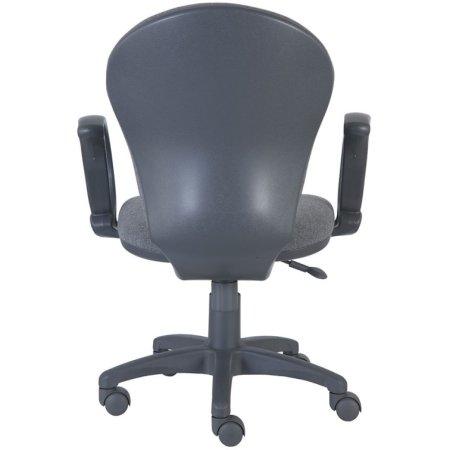Кресло Бюрократ CH-G687AXSN/Grey темно-серый 10-128 (пластик серый)