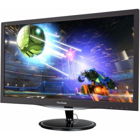 "ViewSonic VX2457-MHD 23.6"", Черный, HDMI, Full HD"