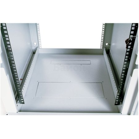 ЦМО Шкаф телекоммуникационный настенный 6U (600х300) дверь металл, [ ШРН-6.300.1 ]