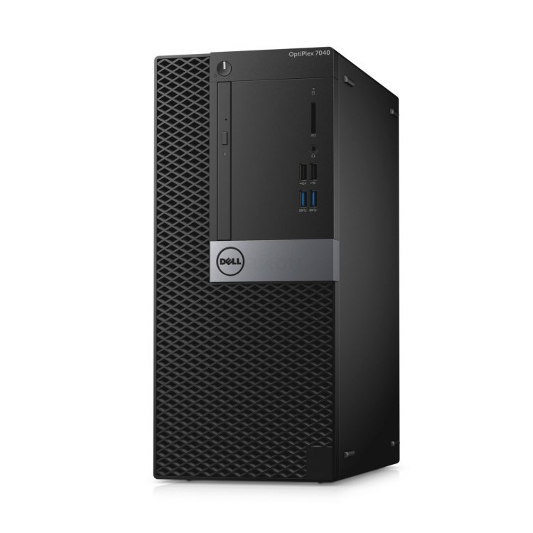 Dell Optiplex 7040-8797 MT Intel Core i5, 3200МГц, 4Гб RAM, 500Гб, Win 10