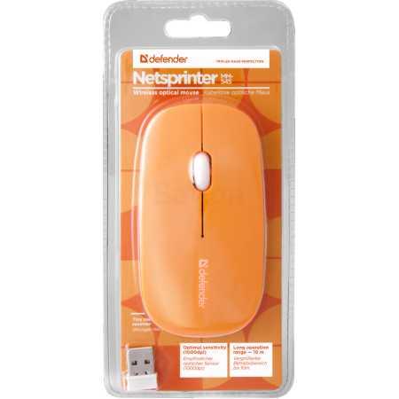 Defender NetSprinter MM-545 Оранжевый