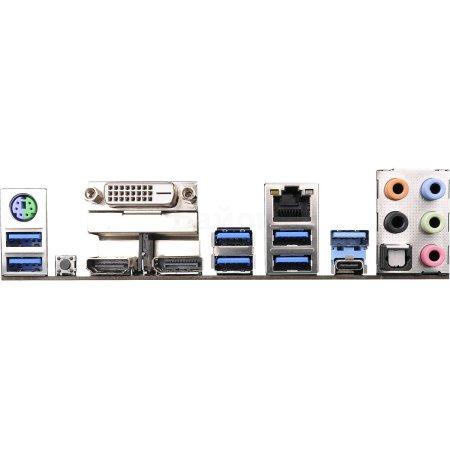 ASRock Z170 Extreme4 DVI-D, HDMI, DP, 2 USB 3.1, 8 USB 3.0