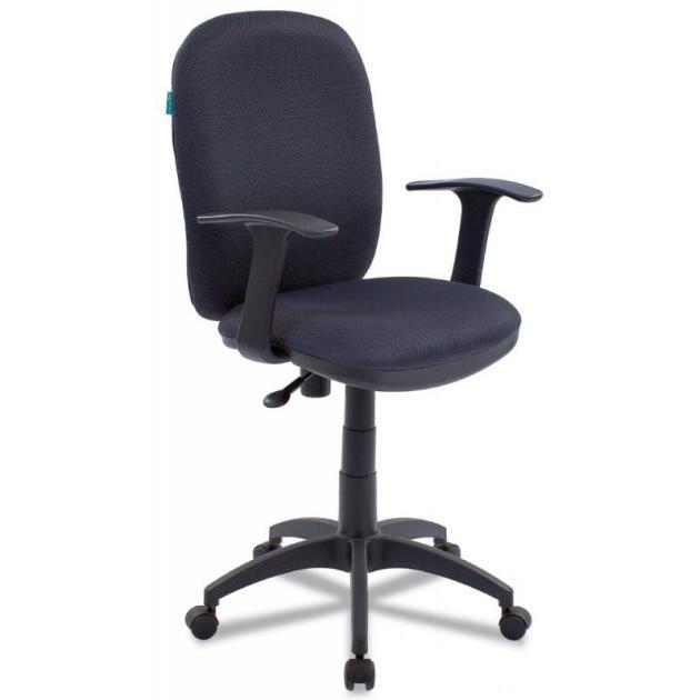 Кресло Бюрократ CH-555/TW-12 серый TW-12