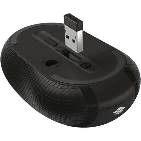 Microsoft 4000 Черный, USB
