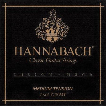Комплект струн Hannabach E728MT