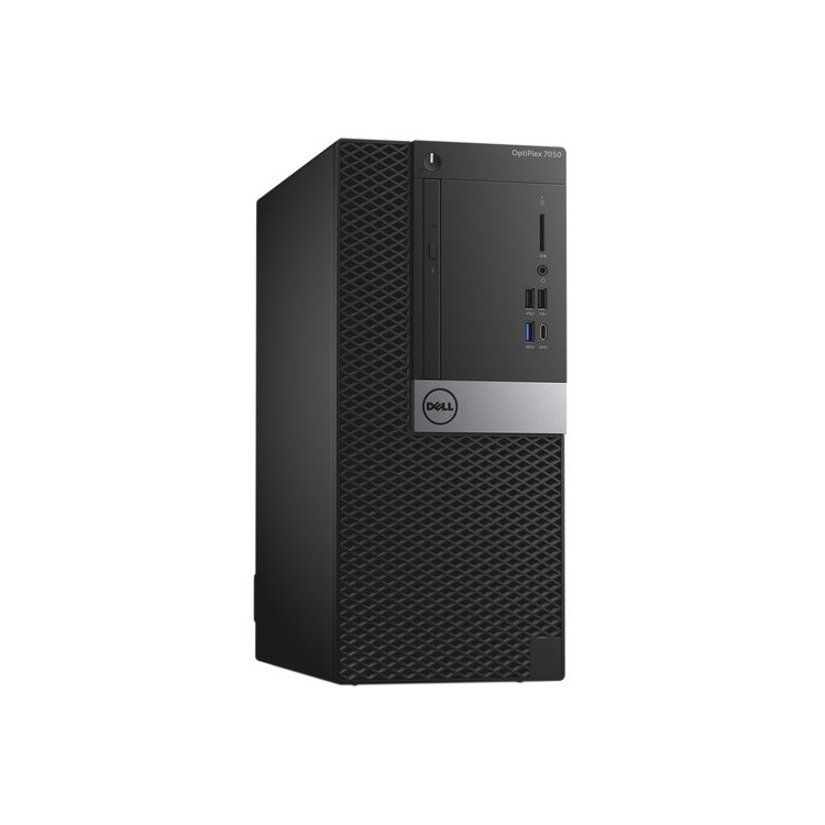 Dell Optiplex 7050 MT Intel Core i7, 3400МГц, 8Гб RAM, 1000Гб, Win 10 Pro