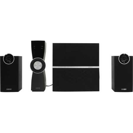 Edifier C2X Черный, 2.1, RCA/mini jack, Дерево