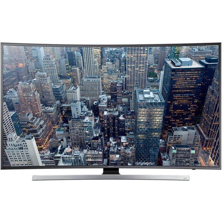 "Samsung UE55JU7500U 48"", 3840x2160, Wi-Fi, Вход HDMI"