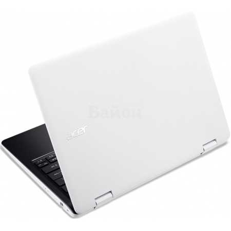 "Acer Aspire R3-131T-C35G 11.6"", Intel Celeron N3050, 1600МГц, 2Гб RAM, DVD нет, 32Гб, Белый, Wi-Fi, Windows 10, Bluetooth"