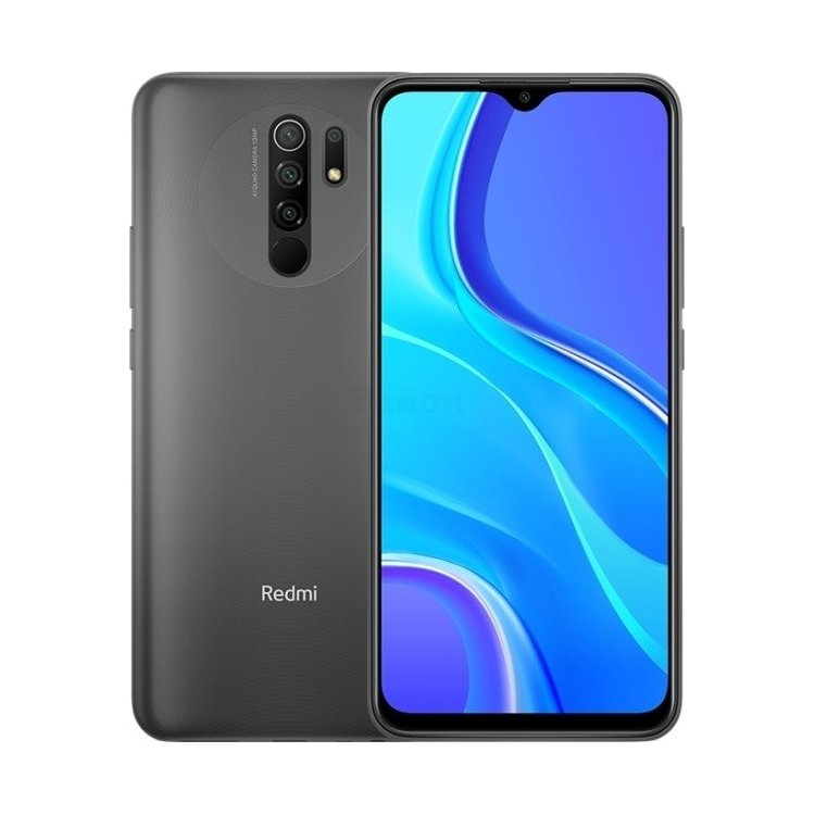 Xiaomi Redmi 9 4GB+64GB Grey