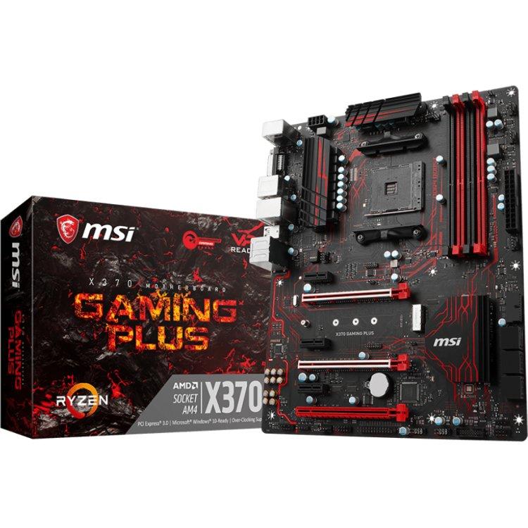 MSI X370 Gaming Plus