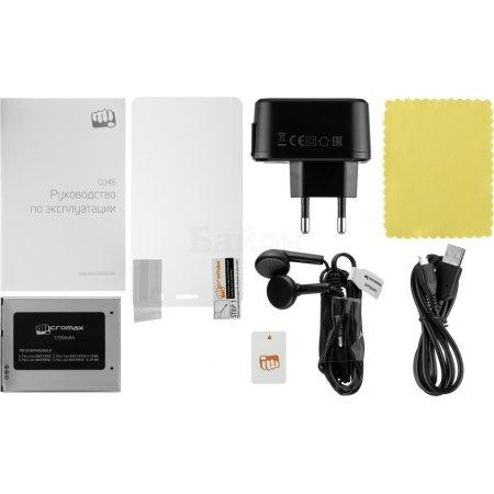Micromax Q346 Серый