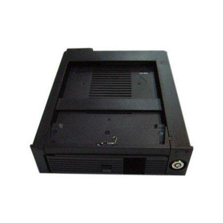 "Сменный бокс для HDD AgeStar SMRP SATA II пластик черный 3.5"""