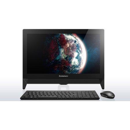 Lenovo C20-00 нет, Черный, 2Гб, 500Гб, Windows, Intel Pentium