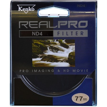 Kenko 77S REALPRO ND4 Нейтральный, ND4