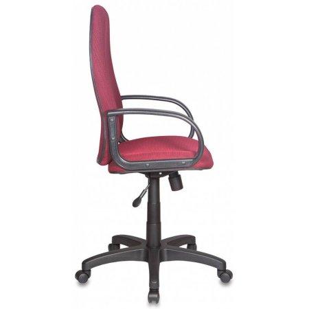 Кресло руководителя Бюрократ CH-808AXSN/TW-13N темно-бордовый TW-13N