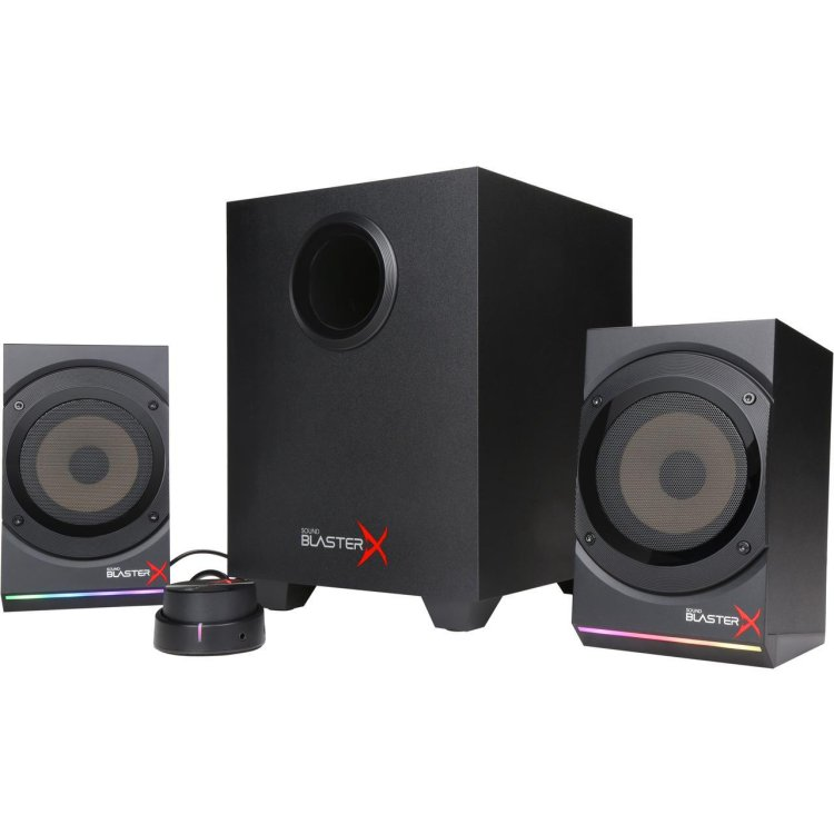 Creative Sound BlasterX Kratos S3, Дерево