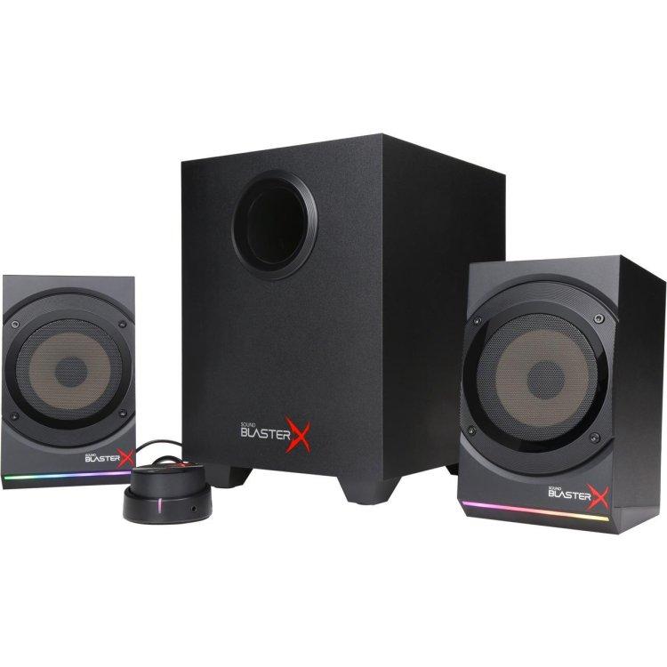 Купить Creative Sound BlasterX Kratos S3 в интернет магазине бытовой техники и электроники