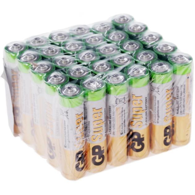 GP Super Alkaline 24A-B 30