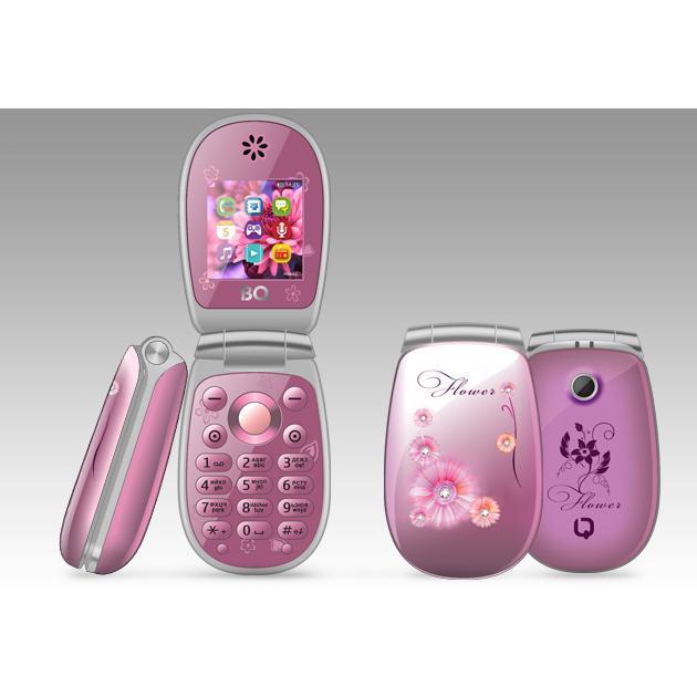 BQ BQM-1410 Flower Фиолетовый