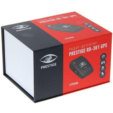 Prestige RD-301 Стрелка, GPS