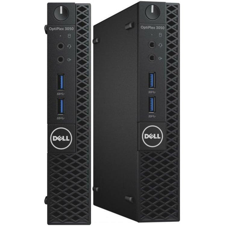 Dell OptiPlex 3050 Intel Core i3, 3400МГц, 4Гб RAM, 128Гб, Win 10 Pro, Черный