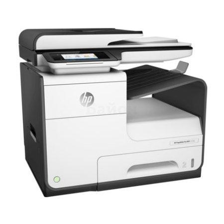 HP PageWide Pro 477dw Струйный, Черный, Цветная, А4