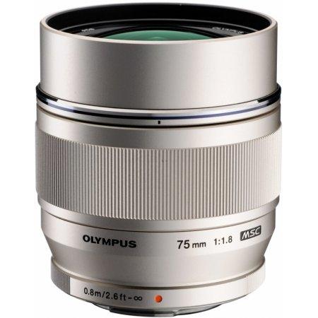 Olympus M.Zuiko Digital ED 75mm f/1.8 Стандартный, Micro 4/3