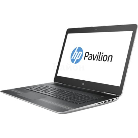 "HP Pavilion 15-bc002ur 17.3"", Intel Core i7, 2600МГц, 8Гб RAM, 1Тб, Серебристый, Wi-Fi, Windows 10, Bluetooth"