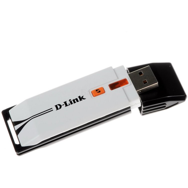 D-Link DWA-160/RU/C1A 300Мбит/с
