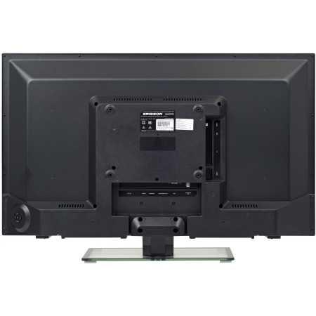 """Erisson LET 41 T2 42"""", Черный, 1366x768, без Wi-Fi, Вход HDMI"""