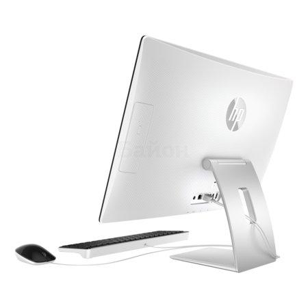 HP Pavilion 23-q202ur нет, Белый, 6Гб, 1000Гб, Windows, Intel Core i5